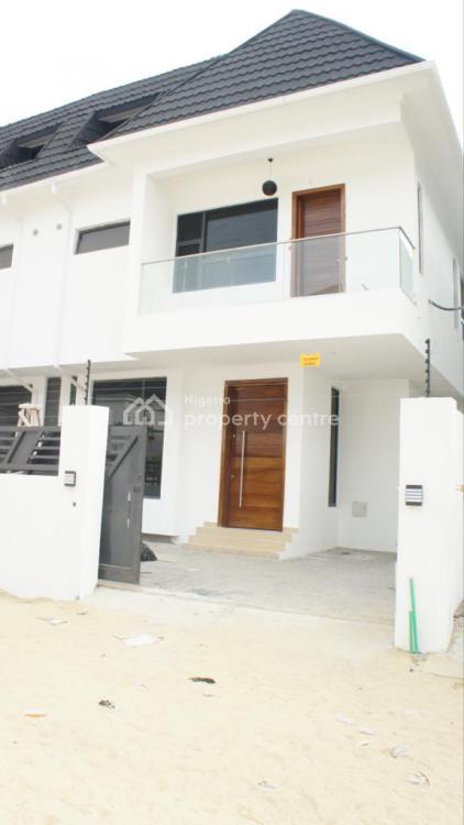 4 Bedrooms Duplex, Igbo Efon, Lekki, Lagos, Semi-detached Duplex for Sale