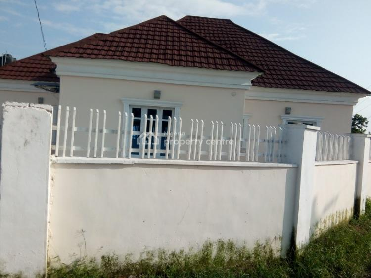 a Luxurious 3 Bedrooms in a Beautiful Estate, Saburi Estate, Dei-dei, Abuja, Terraced Bungalow for Sale