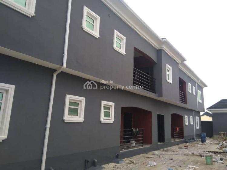 an Eye Catching Newly Built 3 Bedroom Apartment, Sangotedo, Ajah, Lagos, House for Rent