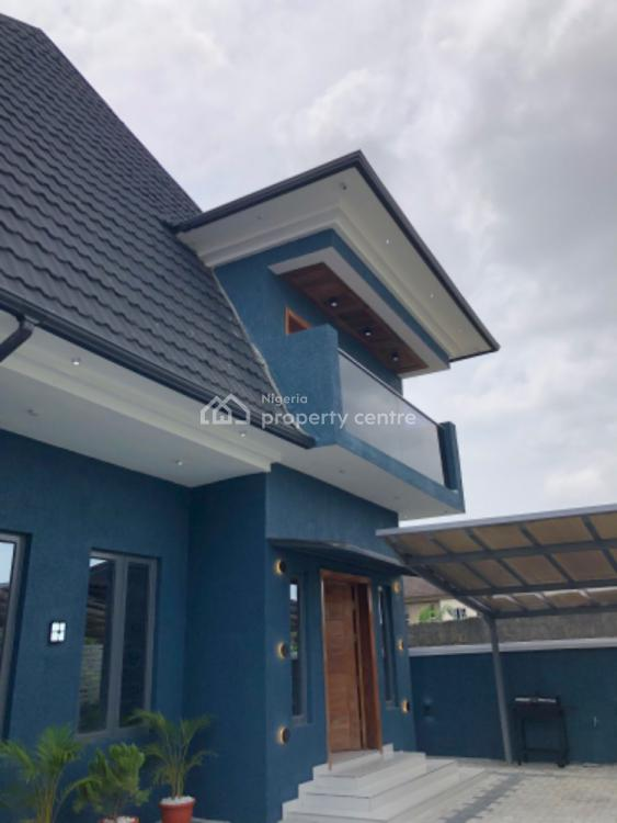 Luxury and Well Finished 3 Bedrooms Duplex with a Bq, Peace Ville Estate, Badore, Ajah, Lagos, Detached Duplex for Sale