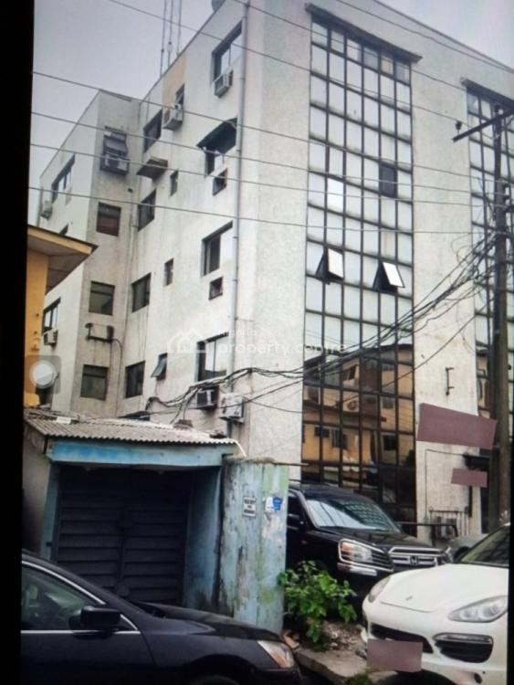 Commercial Building of 5 Floors with Ample Parking, Off Toyin Street, Allen, Ikeja, Lagos, Office Space for Sale