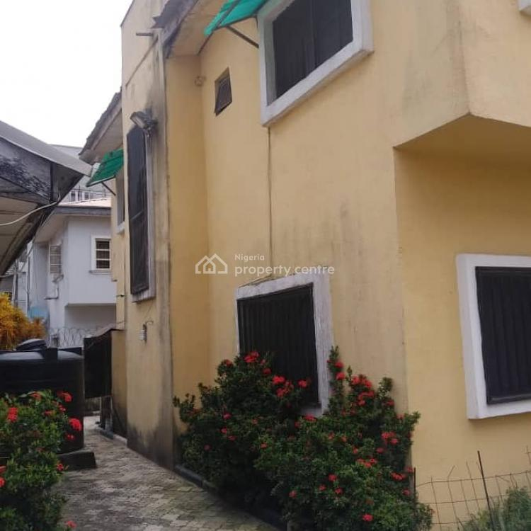 5 Bedroom Fully Detached House with 2 Rooms Bq in Serviced Estate, Still Wastes Estate Ikate Lagos, Lekki, Lagos, Semi-detached Duplex for Sale