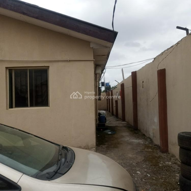 Very Decent and Spacious 2 Nos 2 Bedroom Bungalow., Ilupeju Estate Off Coker Road., Ilupeju, Lagos, Detached Bungalow for Sale