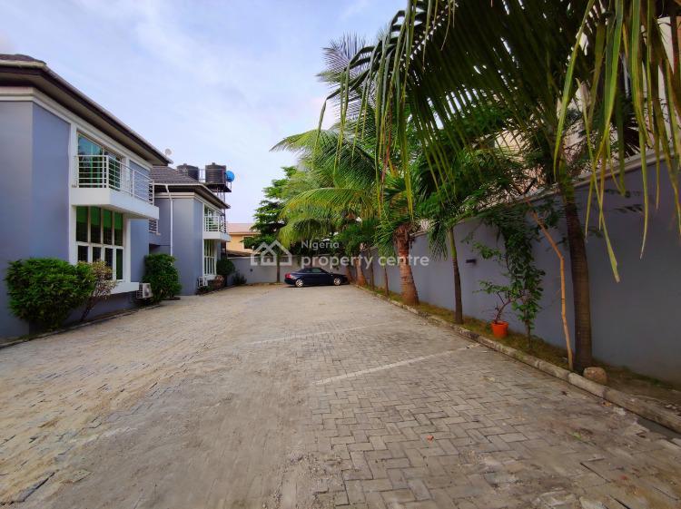 Luxury 3 Bedroom Duplex. with Inverter, Air-conditioning. Generator, Lekki Phase 1, Lekki, Lagos, Terraced Duplex for Rent