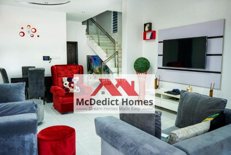 Wonderful 4 Bedrooms Duplex, Lekki Peninsula 2, Lekki, Lagos, House Short Let