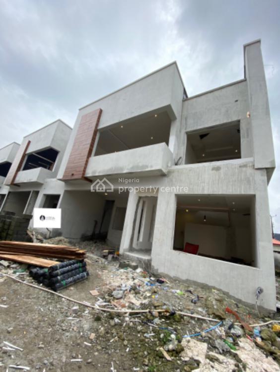 Luxury 4 Bedroom Terrace Duplex, Osapa, Lekki, Lagos, Terraced Duplex for Sale