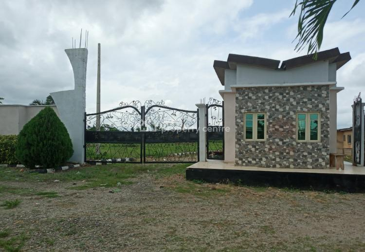 Gated and Fenced Estate Land, Near Nestle Plc and International Breweries, Mowe Ofada, Ogun, Residential Land for Sale