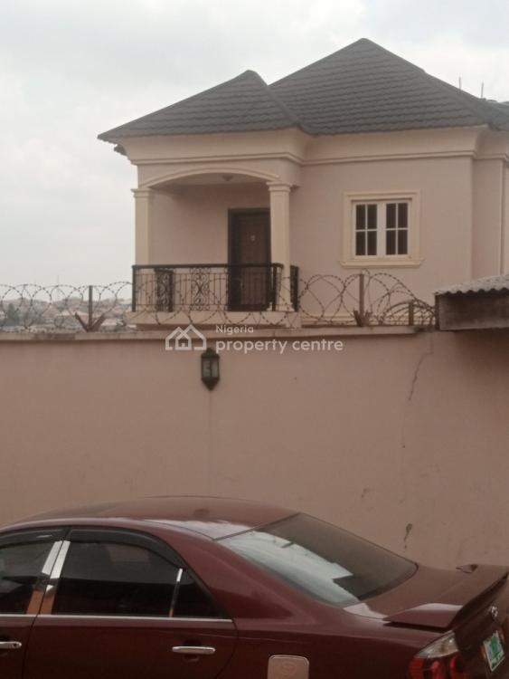 4 Units of 4 Bedroom Semi Detached Duplex., Bemil Estate, Ojodu, Lagos, Semi-detached Duplex for Sale