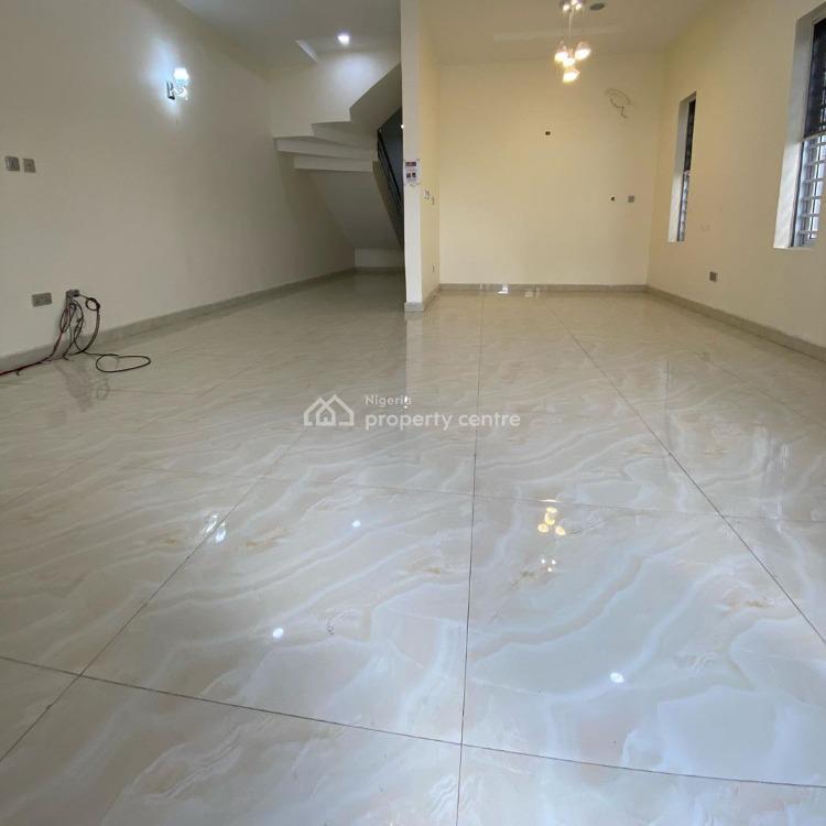 Luxury 4 Bedroom Semi Detached Duplex with a Bq., Orchid Road, Ikota, Lekki, Lagos, Semi-detached Duplex for Sale