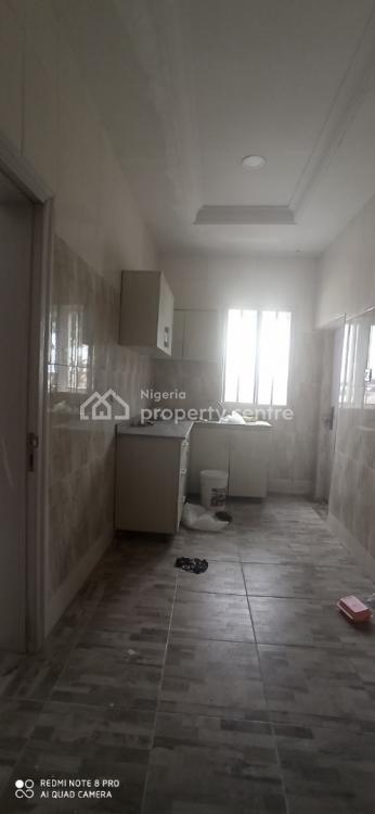 Luxury 3 Bedroom Flat, New Road. Atlantic View Estates, Ologolo, Lekki, Lagos, Block of Flats for Sale
