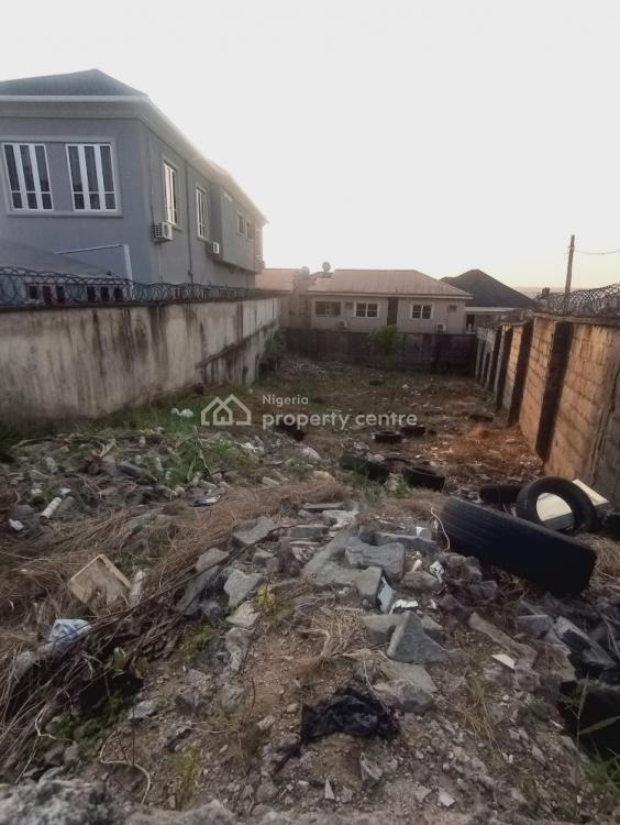 Land in a Secured Location, Gra, Magodo, Lagos, Residential Land for Sale