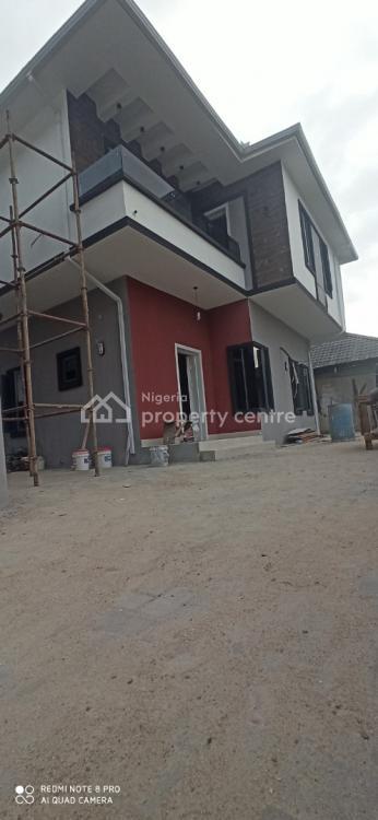 Luxury 4 Bedroom Fully Detached Duplex with Bq, Osapa London, Osapa, Lekki, Lagos, Detached Duplex for Sale