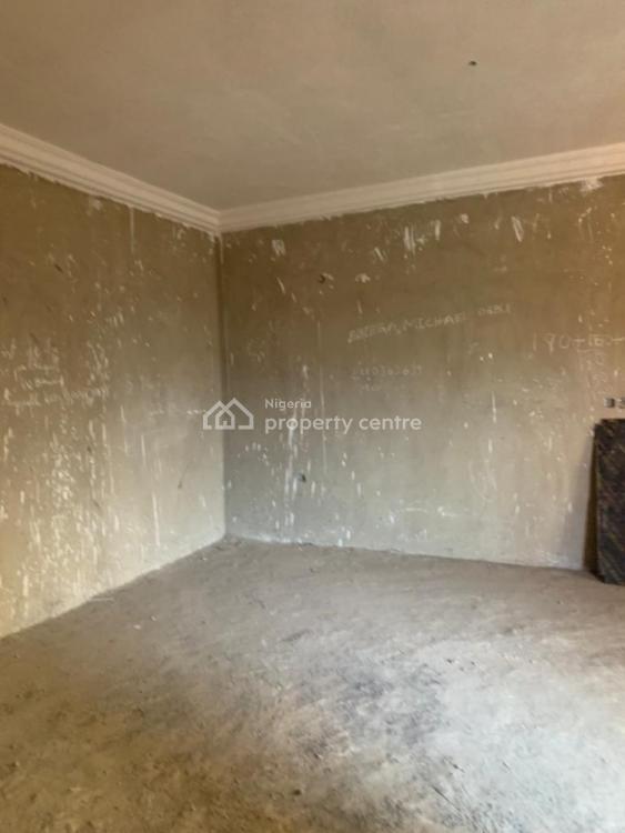 Distress 4 Bedroom Semi Detached Duplex, After Stella Maris School and Close to Arco Estate, Life Camp, Abuja, Semi-detached Duplex for Sale