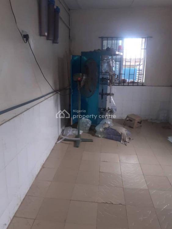 a Pure Water Factory, Ipaja, Lagos, Factory for Sale