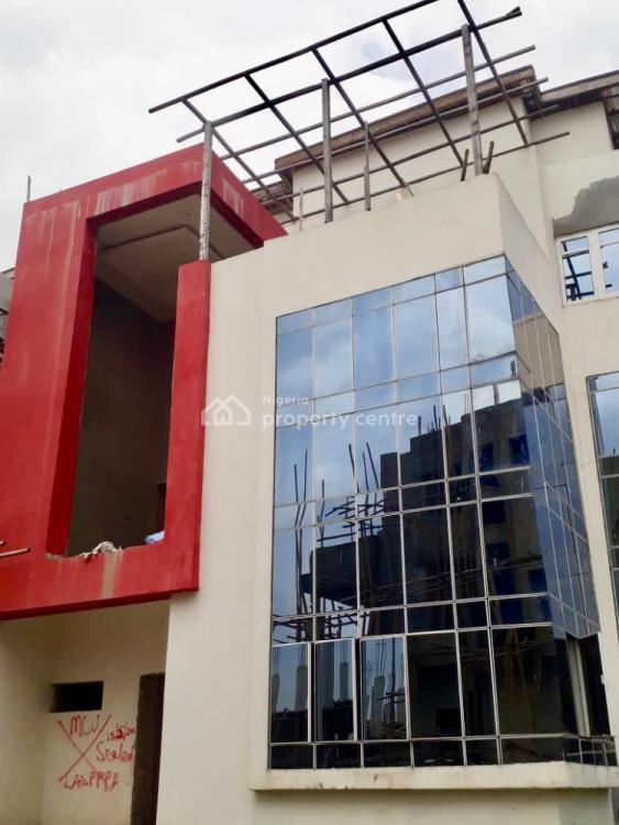 Exquisite 5 Bedroom Fully Detached Duplex, Bella Court Phase 2, Ikate, Lekki, Lagos, Detached Duplex for Sale