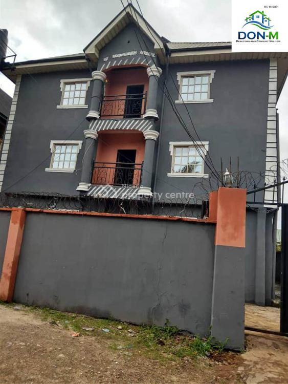 a Two Storey Building of 39 Rooms Self-contained Hostel, Close to Futo, Owerri West, Imo, Hostel for Sale