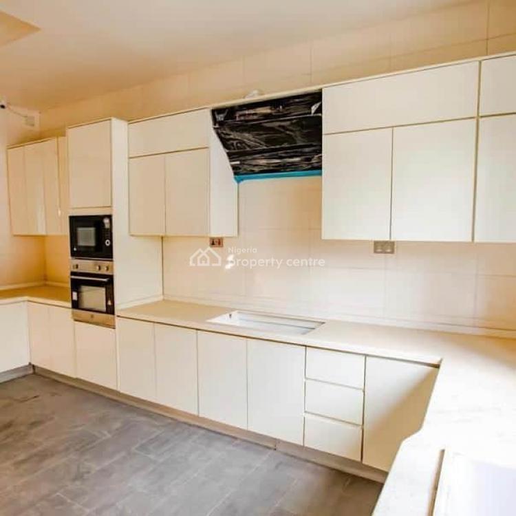 4 Bedroom Semi Detached Terrace House with 1 Bedroom Bq., Osborne, Ikoyi, Lagos, Terraced Duplex for Sale