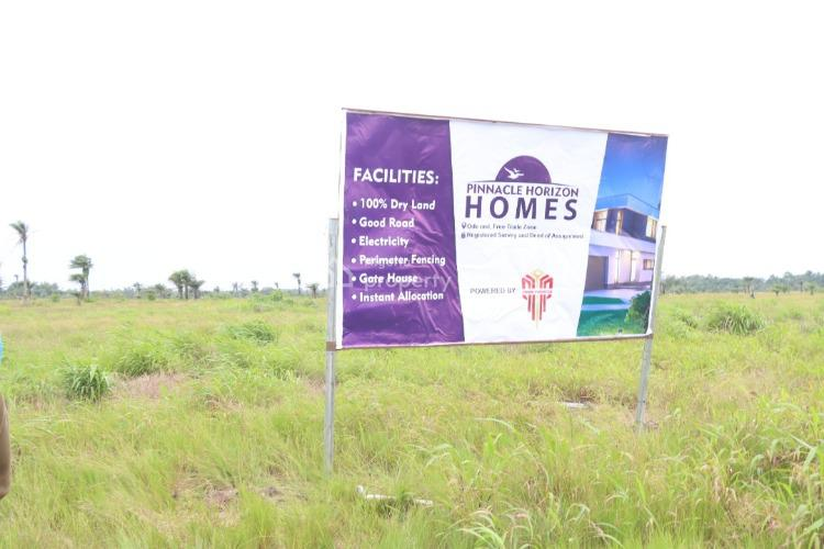 Free Hold, Registered Survey and Deed of Assignment, Ibeju Lekki, Lagos, Mixed-use Land for Sale