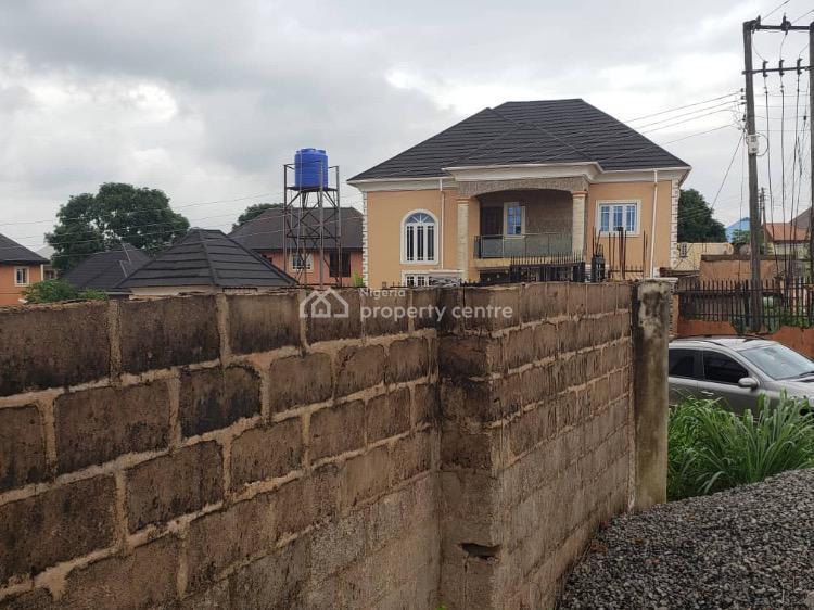 Sharp Corner Plots of Land Fenced with Gate, Destiny Layout, Old Airport Road, Thinkers Corner, Enugu, Enugu, Residential Land for Sale