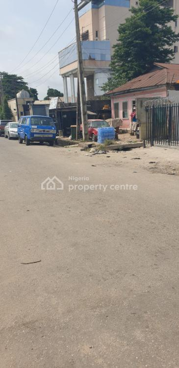 a Full Plot of Land ( Old Demolishable Bungalow), By Commercial Avenue., Sabo, Yaba, Lagos, Land for Sale