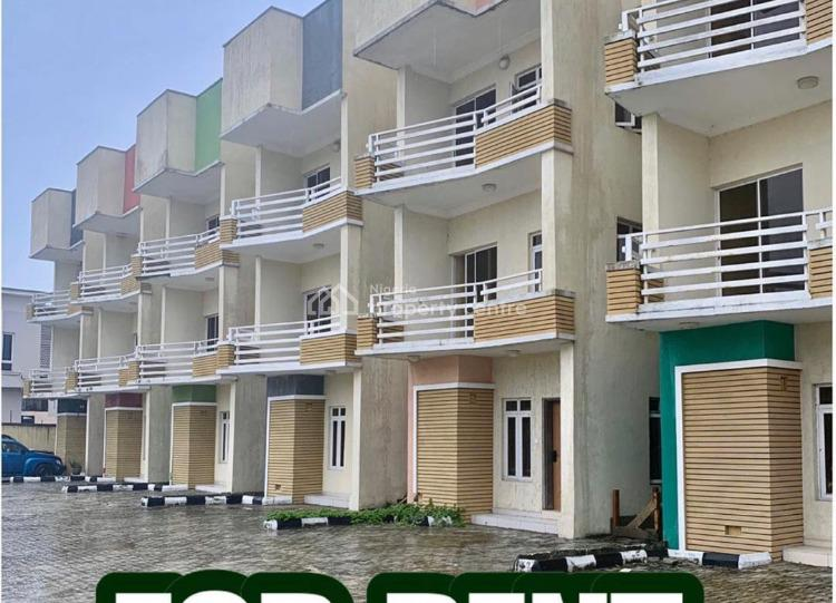 a Room Shared Apartment, Osapa, Lekki, Lagos, Flat for Rent