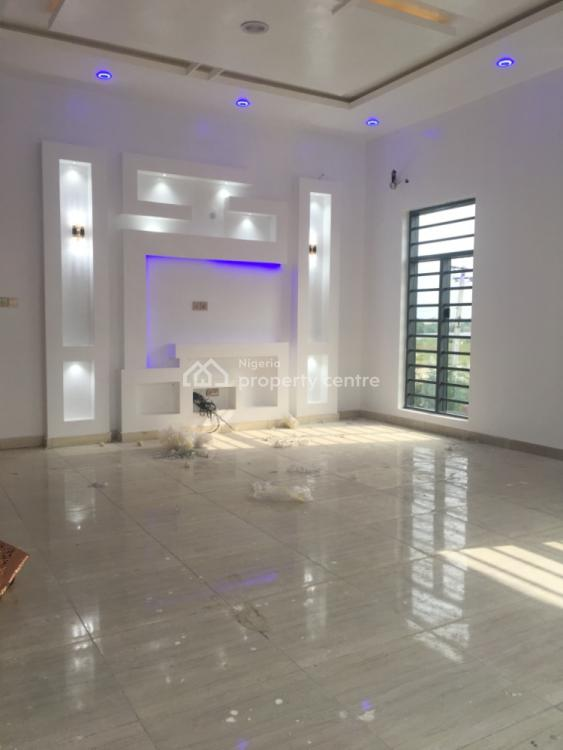 Newly Built 5 Bedroom Fully Detached with Top Notch Design, Swimming Pool, Ikota, Lekki, Lagos, Detached Duplex for Sale