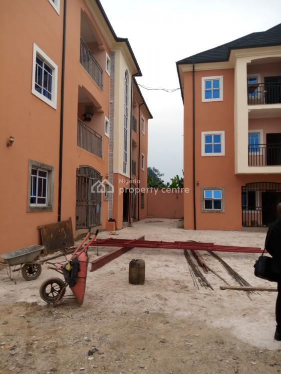 Sharp 2 Bedroom Flat with Federal Light, Paradise Estate By Shell Cooperative Off Eliozu, G.u Aki Road, Eliozu, Port Harcourt, Rivers, Mini Flat for Rent