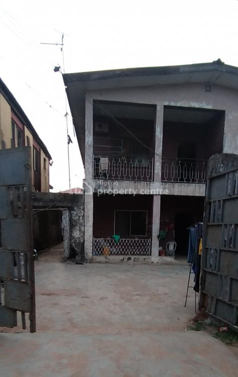 One Storey Building Suitable for Redevelopment, Ogba, Ikeja, Lagos, House for Sale