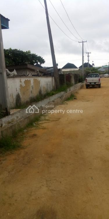 3 Plots Corner Piece of Land Deed &, Survey Plan, No 7 Pump & Sale Besides Enyo Fuel Station, Ado, Ajah, Lagos, Residential Land for Sale