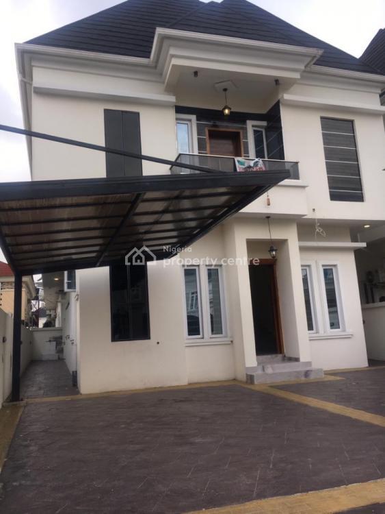 Newly Built 5 Bedroom Duplex  with Bq, Chevron, Lekki, Lagos, Detached Duplex for Sale