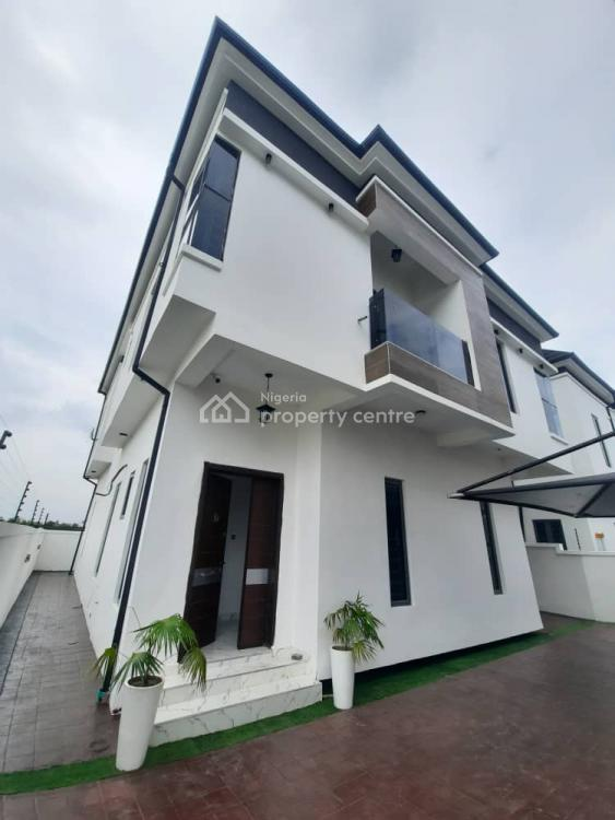 Newly Build and Magnificently Finish Most Luxury 5 Bedroom Detach Duplex, Lekki, Lagos, Detached Duplex for Sale