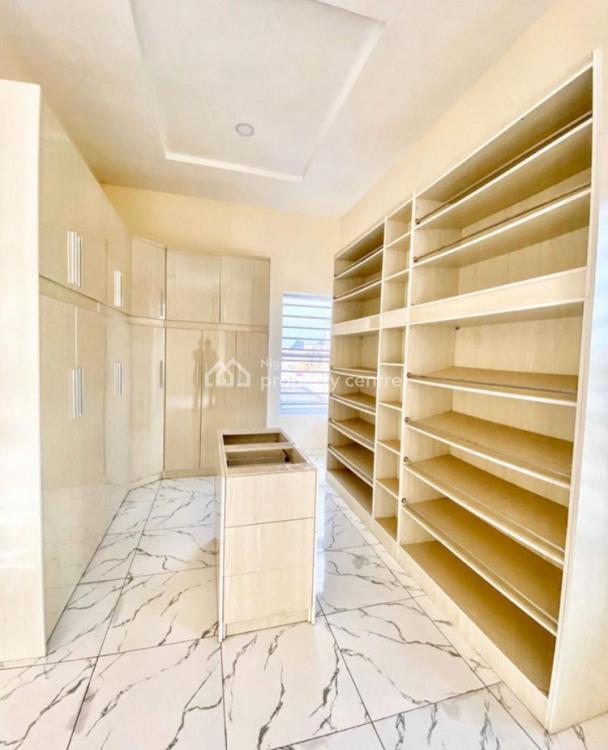Brandnew Luxury 4 Bedroom Duplex with Bq, Orchid Hotel Road Before 2nd Toll Gate, Lekki, Lagos, Detached Duplex for Rent