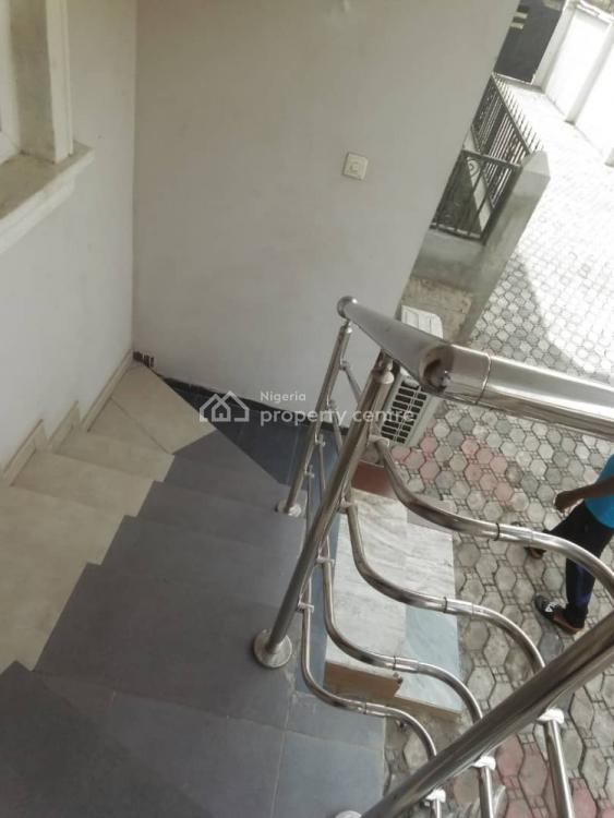 Serviced 2 Bedroom Flat Upstairs, Gra Scheme 1, Oko-oba, Agege, Lagos, Flat for Rent