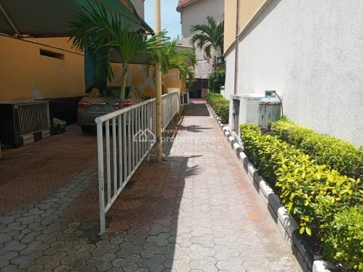 Taste Furnished 4 Bedroom Terrace with Bq, Victors Court, Onikoyi, Parkview, Ikoyi, Lagos, Terraced Duplex for Rent