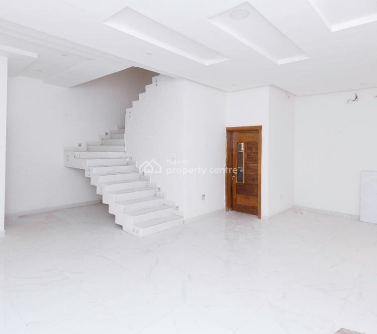 Luxury 4 Bedroom Duplex with Bq, Osapa, Lekki, Lagos, Semi-detached Duplex for Sale