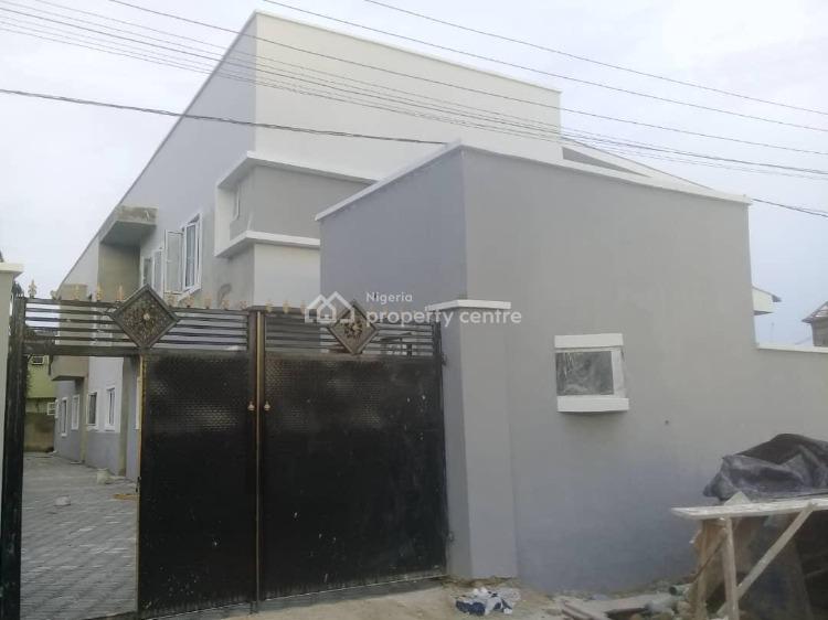 3 Bedrooms Flat, Ado Road, Ado, Ajah, Lagos, Semi-detached Duplex for Sale