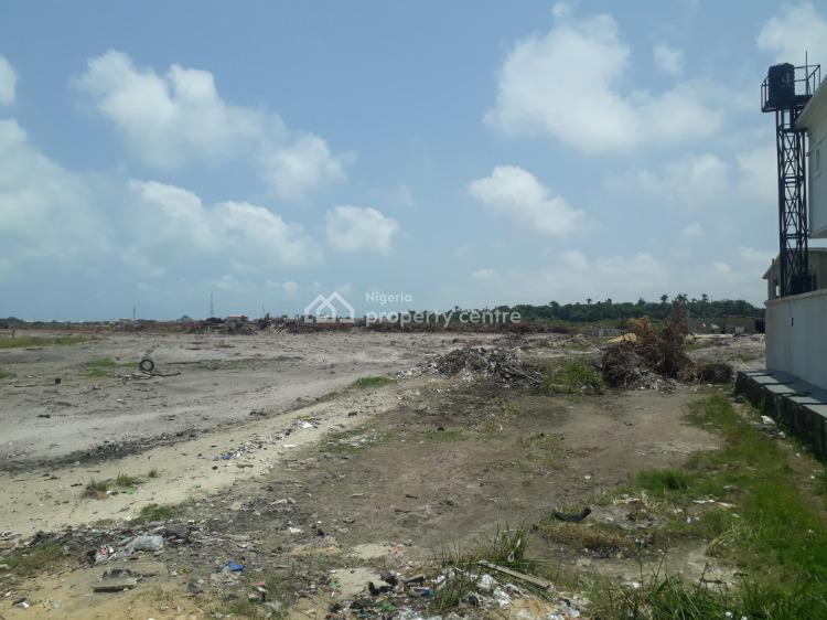 45 Plots of Up Land, Before The Roundabout, Orchid Road, Idado, Lekki, Lagos, Residential Land for Sale