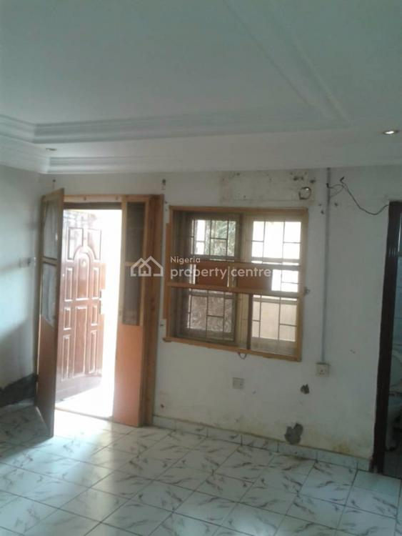 Spacious Self Contained Room, Zone 3, Wuse, Abuja, Self Contained (single Rooms) for Rent