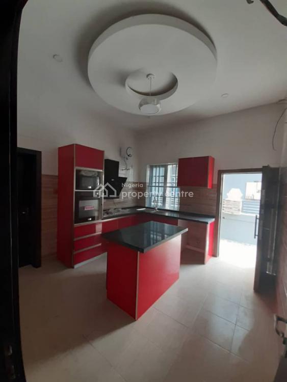 Masterpiece 5 Bedroom Fully Detached Duplex with a Room Bq, Megamound Estate Lekki County Home, Lekki, Lagos, Detached Duplex for Sale