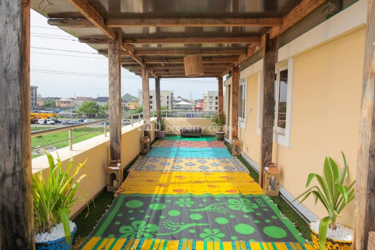 Tasteful and Beautiful 3 Bedroom Terraced Duplex with Awesome Features, Off Freedom Way, Lekki Phase 1, Lekki, Lagos, Terraced Duplex Short Let