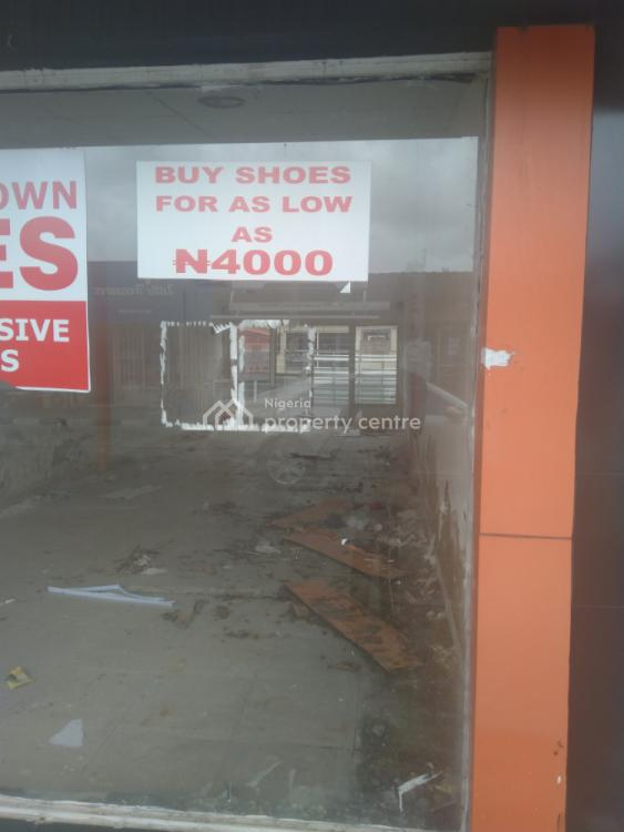 Spacious Shop Ideal for Pharmacy Store, Ikota Business Complex, Ajah, Lagos, Shop for Rent