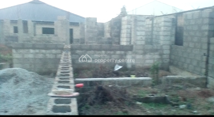 Uncompleted Commercial Structure on a Plot of Land, Egan Road, Iyesi-ota, Ado-odo/ota, Ogun, Plaza / Complex / Mall for Sale
