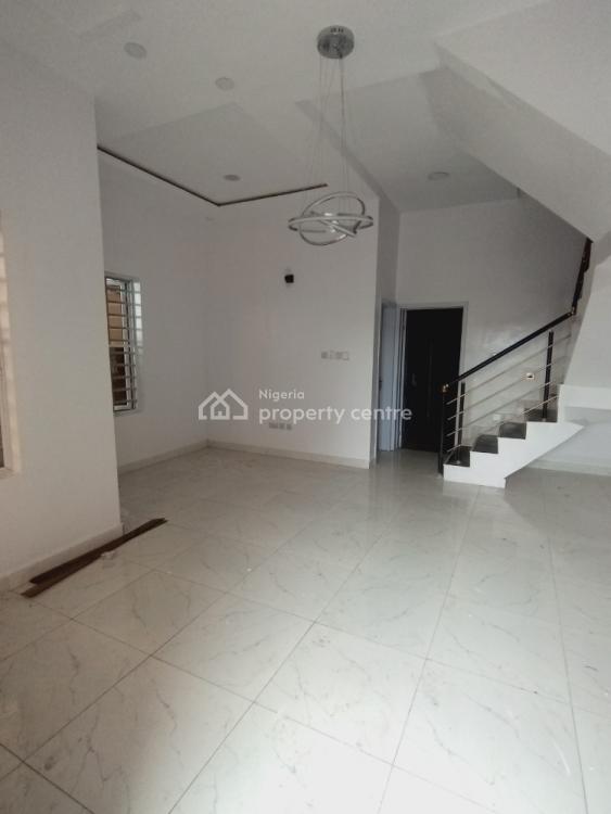 Brand New 4 Bedroom Semi Detached, Lekky County Road, Ikota, Lekki, Lagos, Semi-detached Duplex for Rent