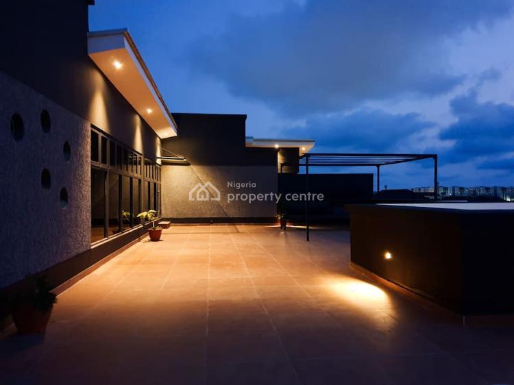 Modern and Chic 2 Bedroom Apartment with Lounge., Kunsela Road, Ikate Elegushi, Lekki, Lagos, Flat Short Let