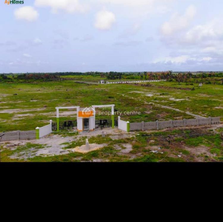 Plot of Land, Okegelu Community, Lekki, Ibeju Lekki, Lagos, Residential Land for Sale