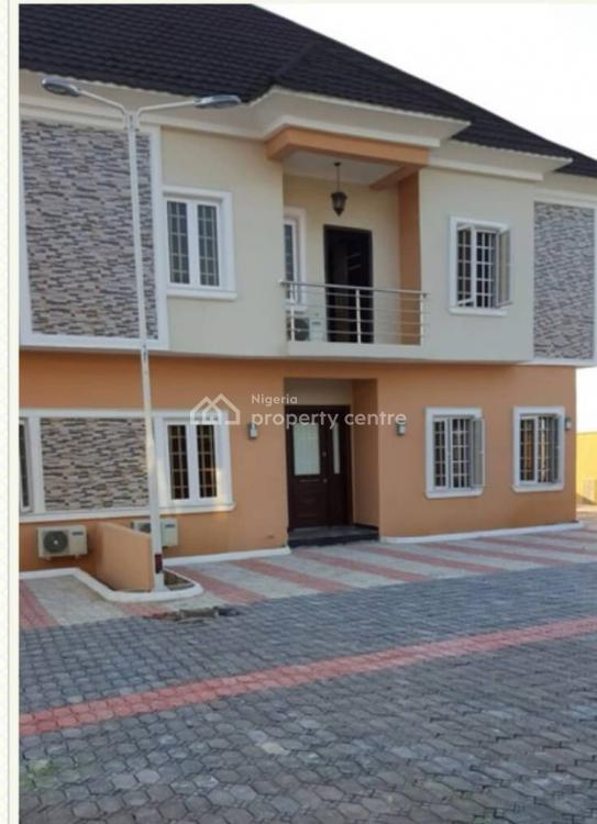 Well Built Serviced  4 Bedroom Semi Detached Duplex, Opposite  Abijo Gra, Lekki-epe Expressway, Abijo, Lekki, Lagos, Semi-detached Duplex for Sale