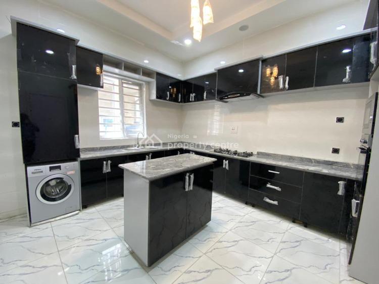 Newly Built 4-bedroom Semi-detached Duplex, Chevron Lekki, Lekki Expressway, Lekki, Lagos, Semi-detached Duplex for Sale