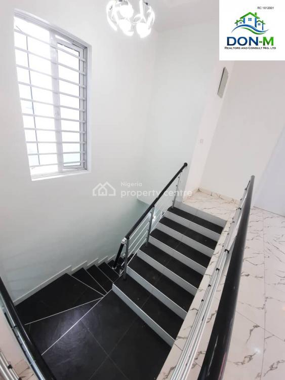 4 Bedroom Super Luxury Fully Detached Duplex with Bq, Abraham Adesanya, Ajah, Lagos, Detached Duplex for Sale