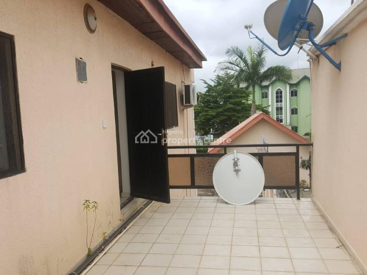 5 Bedroom Detached Duplex with 2 Rooms Bq,swimming Pool, Jabi, Abuja, Detached Duplex for Rent