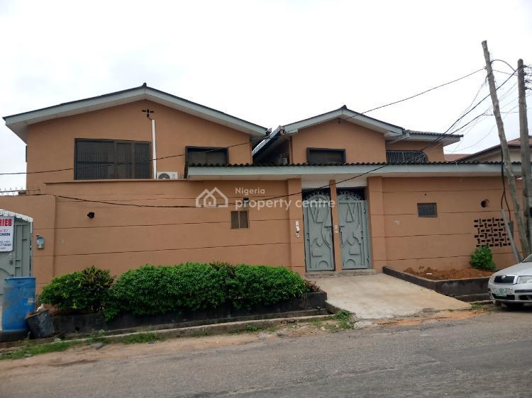 4 Bedroom Detached+miniflatbq ,+ 2 Flats 3 Bedroom + Bq on Each, Omole Estate Phs 1,,, Ojodu, Lagos, Detached Duplex for Sale